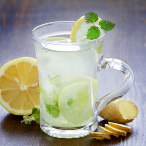 Lemon & Ginger & Mint