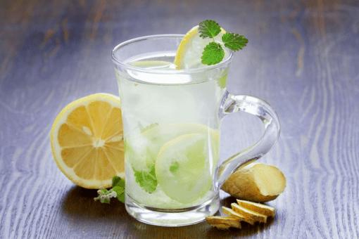 Lemon & Ginger & Mint